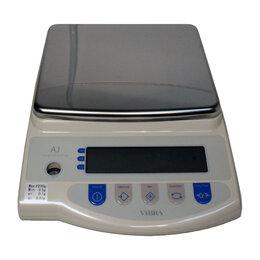 Лабораторное и испытательное оборудование - Весы лабораторные vibra ajh-2200ce электронные, 0