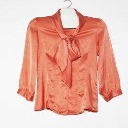 Блузки и кофточки - Блузка натуральный шелк Van Jaack, 0