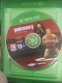 Игры для приставок и ПК - Wolfenstein Диск для X-Box ONE, 0