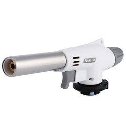 Туристические горелки и плитки - Горелка газовая NO920, автоматическая (пьезо), цвет белый, 0