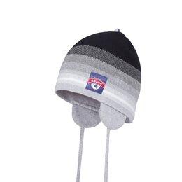 Головные уборы - Весенняя шапка Satila Glory (черная), 0