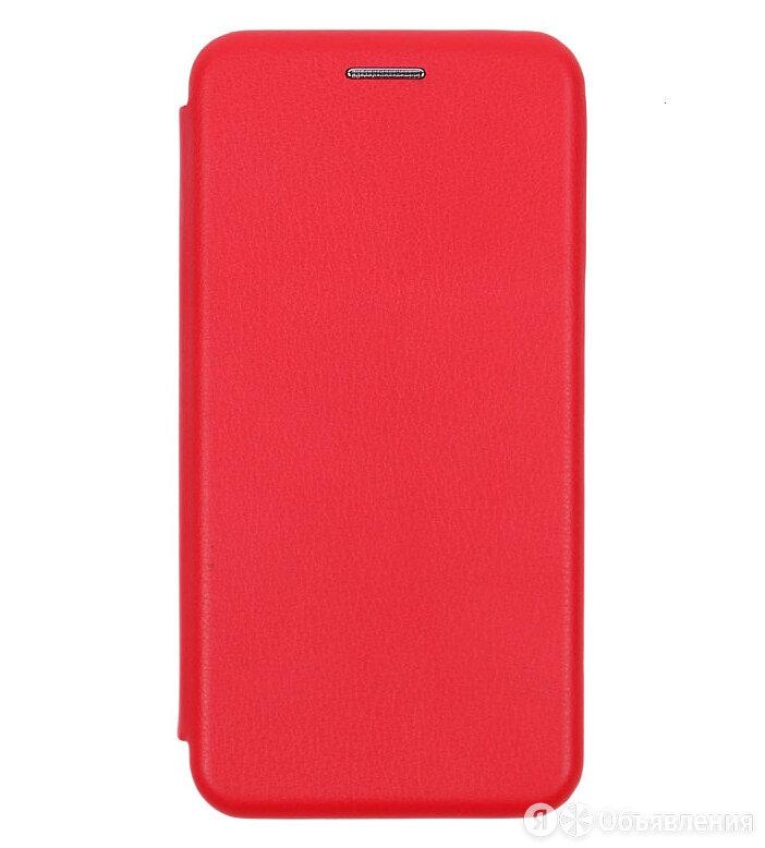 Чехол-книжка для Samsung G930F S7 BUSINESS красный по цене 225₽ - Чехлы, фото 0