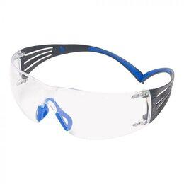 Средства индивидуальной защиты - Очки открытые защитные из поликарбоната с покрытием Scotchgard™цвет линз..., 0