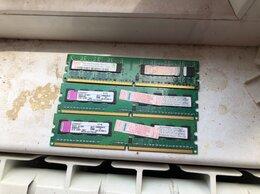 Модули памяти - DDR2 3 Gb, 0