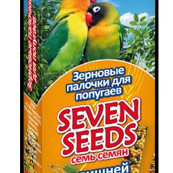 Корма - SEVEN SEEDS Палочки для попугаев с вишней 3шт*22 , 0