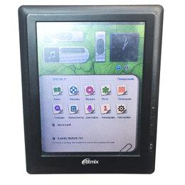 Электронные книги - Электронная книга Ritmix rbk-470, 0