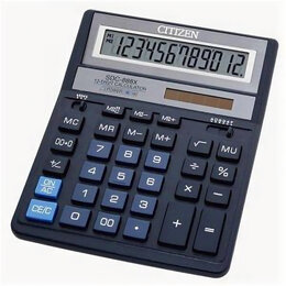 Калькуляторы - Калькулятор 12 разр, 0