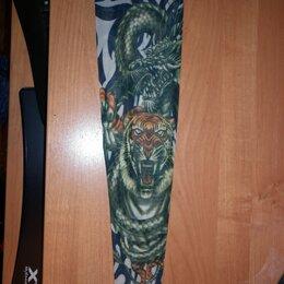 Ремни, пояса и подтяжки - Рукав татуировка - тигр, 0
