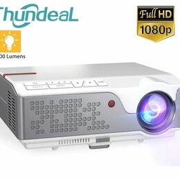 Проекторы - Проектор Full HD 1080P, 7000 лм, TD96W (новый ), 0