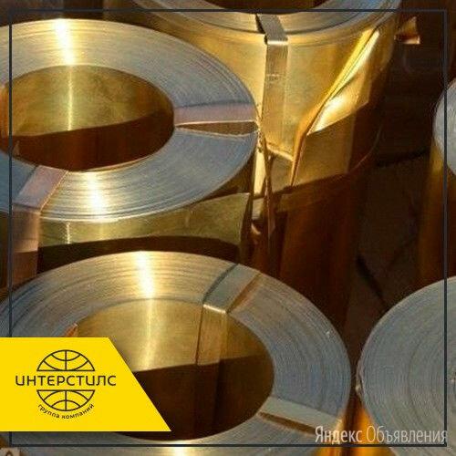 Лента бронзовая БрКМц3-1 300х0,15 мм ГОСТ 1789-2013 по цене 1752₽ - Металлопрокат, фото 0