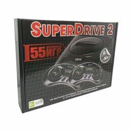 Ретро-консоли и электронные игры - Sega Classic 55 игр, 0
