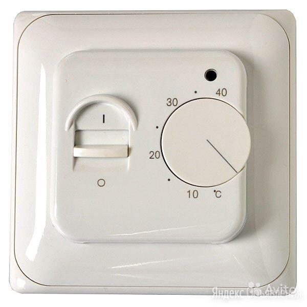 Терморегулятор для теплого пола по цене 659₽ - Электрический теплый пол и терморегуляторы, фото 0