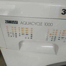 Стиральные машины - Стиральная машинка zanussi aquacycle 1050 fa 1032, 0