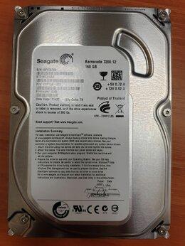 Внутренние жесткие диски - Seagate Barracuda 160 GB ST3160316AS, 0