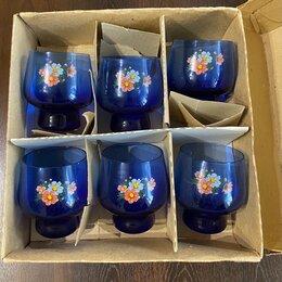 Бокалы и стаканы - Фужеры цветное стекло, 0