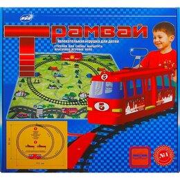 Настольные игры - Настольная игра Трамвай, 0