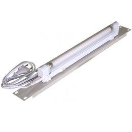 Светодиодные ленты - Панель освещения 1U Русэлком, 220В, кабель 1,5 метра, Navigator, 0