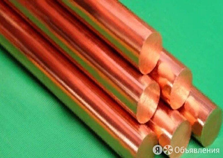 Пруток медный 42 мм М2Т ГОСТ 1535-2006 по цене 432₽ - Металлопрокат, фото 0