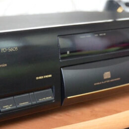 CD-проигрыватели - CD-проигрыватель Pioneer PD-S605, 0