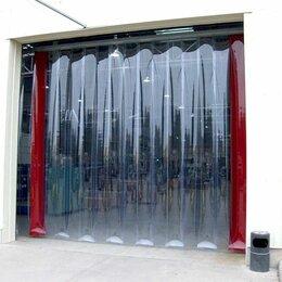 Тепловые завесы - Тепловая пвх завеса ленточная термоштора прозрачная , 0