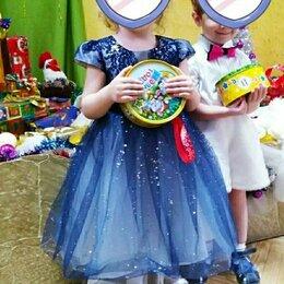 Платья и сарафаны - Праздничное платье на девочку, 0