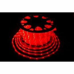 Наука и образование - LED лента  50 метров, цвет красный, 0