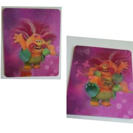Коллекционные карточки - Карточка Большие гастроли Trolls, 0