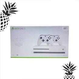 Игровые приставки - Игровая приставка Microsoft Xbox One S 1 ТБ , 0