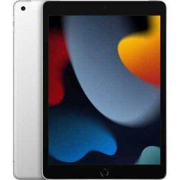 Планшеты - Планшет Apple Apple iPad 2021 10.2 Wi-Fi+Cellular 64Gb Silver MK493RU/A, 0