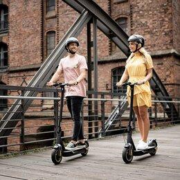 Велосипеды - Электросамокат Ninebot KickScooter MAX G30 Black, 0