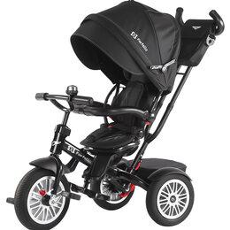 Трехколесные велосипеды - Велосипед FARFELLO Детский трехколесный велосипед (2021)  YLT-6188, 0