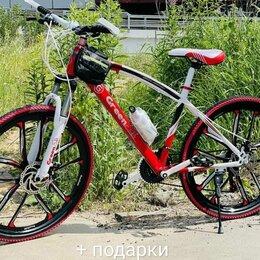 Велосипеды - Велосипед на литых дисках, 0