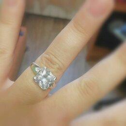 Кольца и перстни - Серебряное кольцо, 0