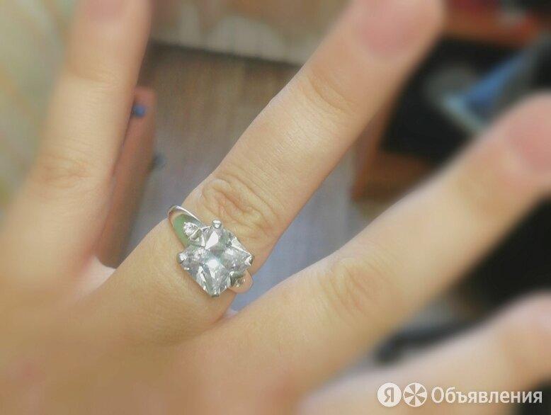 Серебряное кольцо по цене 1000₽ - Кольца и перстни, фото 0