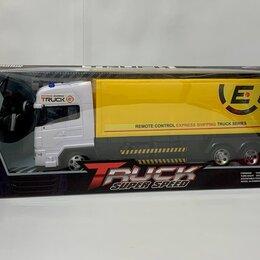 Радиоуправляемые игрушки - Truck super speed радиоуправляемая машинка грузовик, 0