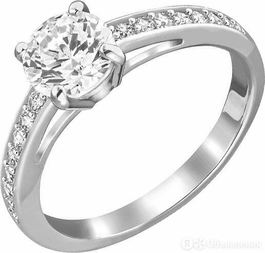 Помолвочное кольцо Swarovski 5032920_16-5 по цене 7750₽ - Кольца и перстни, фото 0