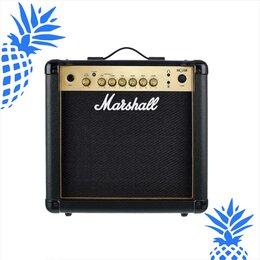 Гитарное усиление - Комбоусилитель Marshall MG15R , 0