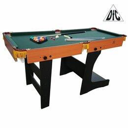 Столы - Бильярдный стол dfc trust 5 складной, 0