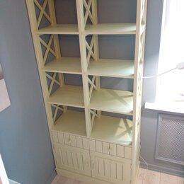 Стеллажи и этажерки - Стеллаж в стиле прованс , 0