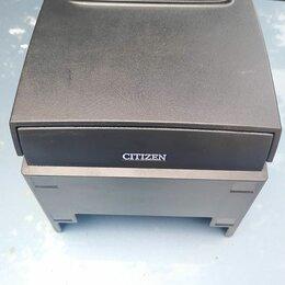 Принтеры чеков, этикеток, штрих-кодов - Чековый принтер Citizen TZ30 M01, 0