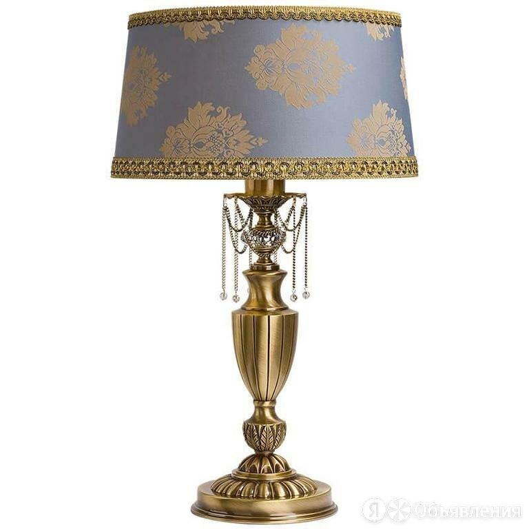 Настольная лампа Kutek Baccara BAC-LG-1 (P/A) по цене 47147₽ - Настольные лампы и светильники, фото 0