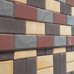 Тротуарная плитка, бордюр - Тротуарная плитка прямоугольник, 0
