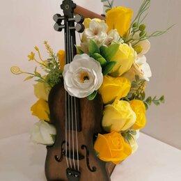 Искусственные растения - Цветочная скрипка, 0
