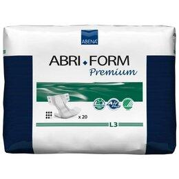 Прокладки и тампоны - Подгузники для взрослых Abri-Form L3 Premium, 20 шт, 0