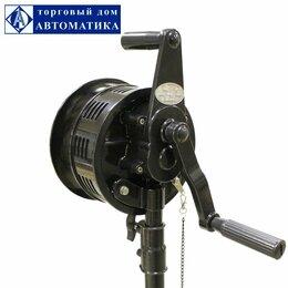 Сигнализация - FX-200 сирена механическая ручная (СО-120), 0