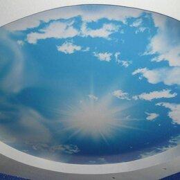 Потолки и комплектующие - Пленка для натяжного потолка небо , 0