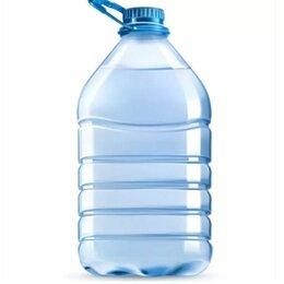 Бутылки - ТАРА КАНИСТРЫ 5 ЛИТР ПЭТ ПЛАСТИК С РУЧКАМИ, 0