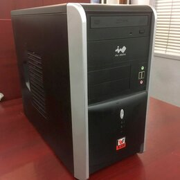 Настольные компьютеры - Игровой Intel 4-Ядра + 8GB + Игровая GTX 750 2GB, 0