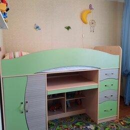 Кроватки - Комплект детской мебели в отличном состоянии, 0