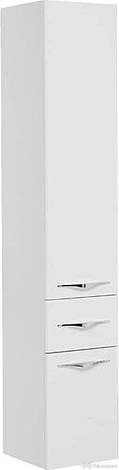 Шкаф-пенал Aquanet Ирвин 35 R по цене 19732₽ - Шкафы, стенки, гарнитуры, фото 0